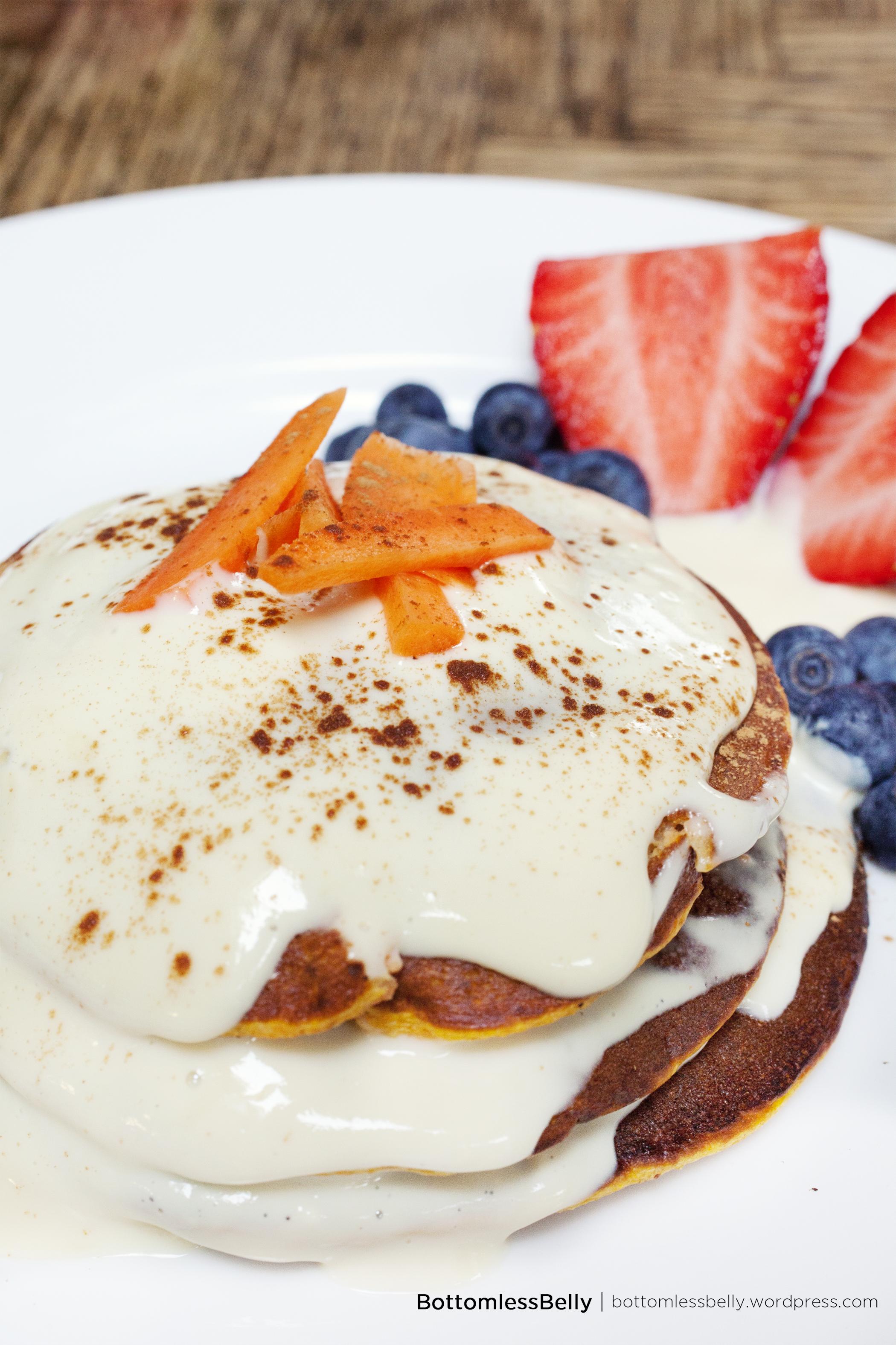 iii carrot cake carrot cake carrot cake carrot cake protein pancakes ...